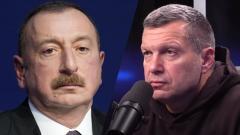 Соловьёв LIVE. Мощно! Острый вопрос Соловьева к Алиеву и азербайджанским солдатам. Смотреть до конца от 19.11.2020