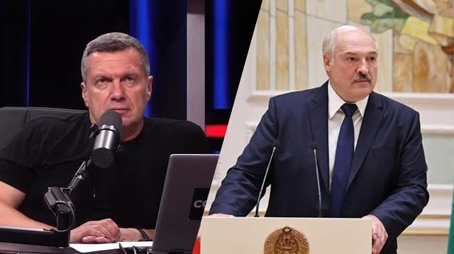 Соловьёв LIVE 01.11.2020. Лукашенко так ничего и не понял. Соловьев оценили жесткие заявления президента Белоруссии