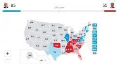 Соловьёв LIVE. ПЕРВЫЕ результаты выборов президента США: БАЙДЕН впереди от 04.11.2020
