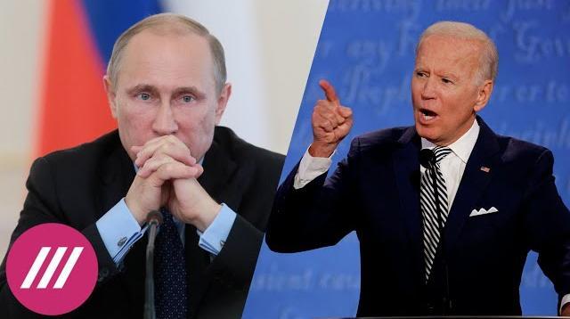 Телеканал Дождь 08.11.2020. Байден - человек холодной войны. Как изменятся отношения России и США