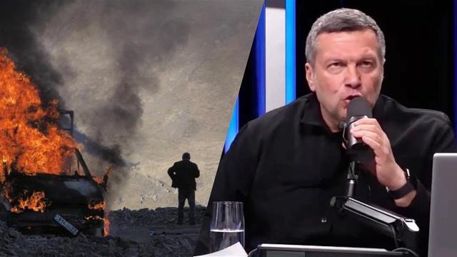 Соловьёв LIVE 15.11.2020. Сенсационная правда! Как Армения потеряла Шуши. Эксклюзив