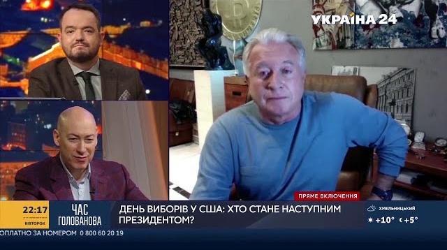 Дмитрий Гордон 06.11.2020. Кто для Украины лучше – Трамп или Байден