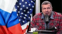 Нужно прекращать играть с Западом в поддавки! Сильная речь Соловьева о политике России