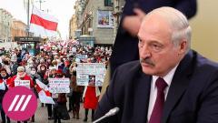 Дождь. Белорусы дали понять, что Лукашенко конец. Вячорка о воскресных маршах и новой волне протестов от 20.12.2020