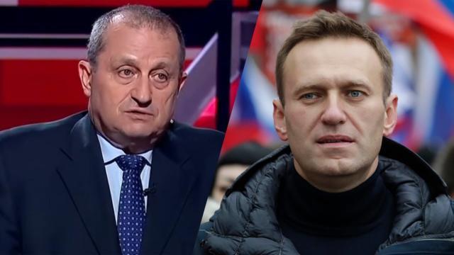 Соловьёв LIVE 23.12.2020. Яков Кедми: Навальный - политический труп! Его ликвидировали в качестве оппозиционера в России