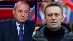 Соловьёв LIVE. Яков Кедми: Навальный - политический труп! Его ликвидировали в качестве оппозиционера в России от 23.12.2020