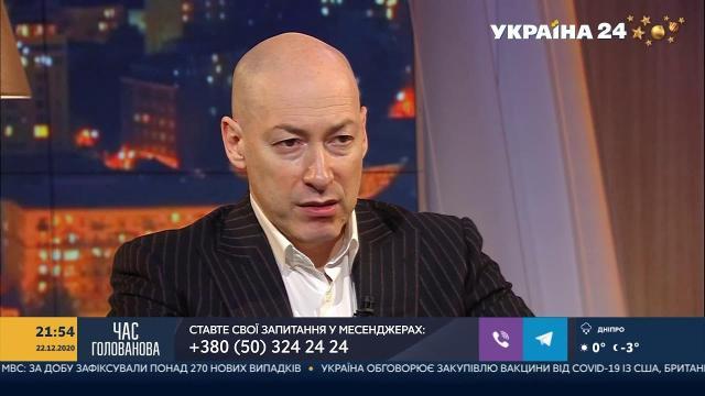 Дмитрий Гордон 25.12.2020. Возможный преемник Путина. Почему Ходорковский согласился на интервью