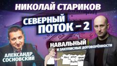 Николай Стариков. Северный поток - 2. Навальный и закулисные договоренности от 17.12.2020