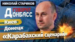 Николай Стариков. Киев, Донецк и «карабахский сценарий» от 19.12.2020