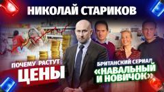 Николай Стариков. Почему растут цены. Британский сериал «Навальный и Новичок» от 16.12.2020