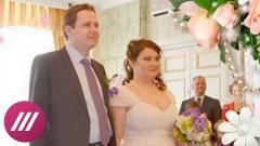 Дождь. Чудовищные сроки за фото со свадьбы. Супругов обвинили в госизмене из-за гостя-ФСБшника от 24.12.2020