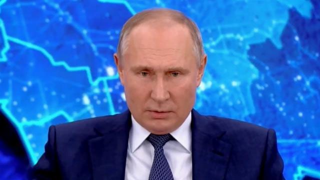 Соловьёв LIVE 17.12.2020. На вопрос о «белых и пушистых» Путин напомнил Западу о его пустых обещаниях