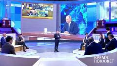 Время покажет. Обсуждение пресс-конференции президента России 17.12.2020