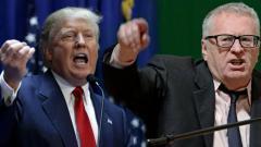 Трамп – герой! Он разоблачил грязную американскую демократию! Жириновский о кризисе в США