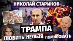 Николай Стариков. Трампа любить нельзя помиловать от 12.01.2021