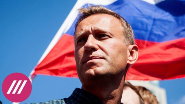 Телеканал Дождь 13.01.2021. Навальный ведет битву по своим правилам. Что будет после возвращения политика в Россию