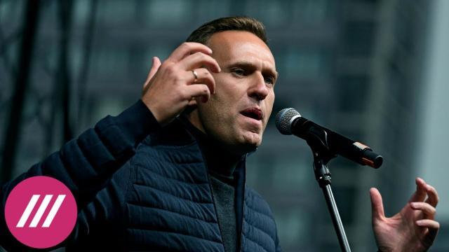 Телеканал Дождь 14.01.2021. Инициатива в руках Навального. Дмитрий Орешкин о реакции властей на возвращение политика
