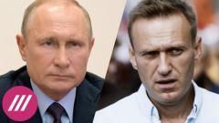 Дождь. Самый простой способ, которым мы можем ответить. Певчих подробно о расследовании Навального от 20.01.2021