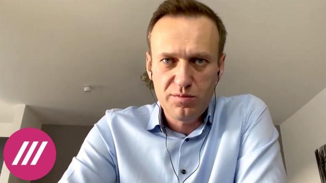 Телеканал Дождь 12.01.2021. Конец «путинской России»: Навальный о том, как независимая судебная система изменит страну