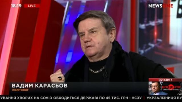 Большой вечер 18.01.2021. Вадим Карасев