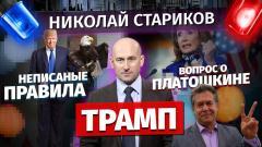 Николай Стариков. Трамп, неписаные правила и вопрос о Платошкине от 13.01.2021