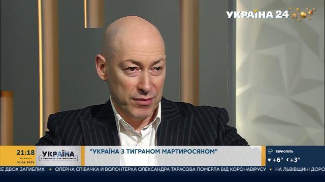 Дмитрий Гордон 14.01.2021. Уйдет ли Саакашвили в оппозицию к Зеленскому. Кого боится Зеленский