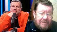 Драка пойдет страшная: Разговор Соловьева и Сатановского о будущем отношений России и США