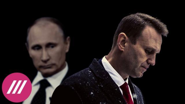 Телеканал Дождь 14.01.2021. Навальный возвращается в Россию, невзирая на угрозы властей. Что его ждет на родине