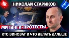 Николай Стариков. Митинги-протесты, кто виноват и что делать дальше от 26.01.2021