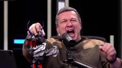 Соловьёв LIVE. Соловьев отвечает биониклам и лего-человечкам на блокировку своего аккаунта в Clubhouse от 16.02.2021