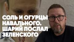 Полный контакт. Соль и огурцы Навального. Шарий в эфире. Эксклюзив от 17.02.2021