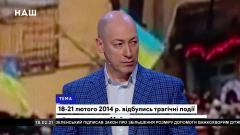 Дмитрий Гордон. О России: Страна, не способная дать миру ничего, не может быть великой от 23.02.2021