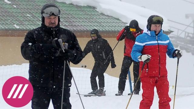 Телеканал Дождь 22.02.2021. «Лукашенко уже не так пытался раболепствовать»: на что ему нужно получить одобрение у Путина