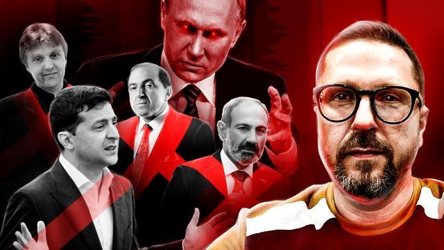 Анатолий Шарий 23.02.2021. Зеленскому обязательно прилетит от Путина