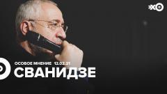 Особое мнение. Николай Сванидзе 12.02.2021