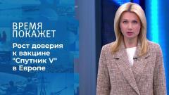 """Время покажет. """"Спутник V"""": доверие Европы"""