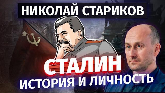 Николай Стариков 24.02.2021. Николай Стариков: Сталин - история и личность