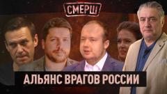 Дело Навального. Кто готовит террористов для уличных акций. Альянс врагов России. СМЕРШ