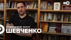 Особое мнение. Максим Шевченко 25.03.2021