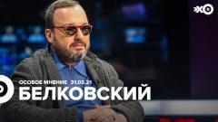 Особое мнение. Станислав Белковский 31.03.2021