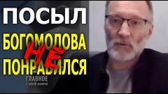 Сергей Михеев. Мне не понравился посыл Богомолова от 02.03.2021