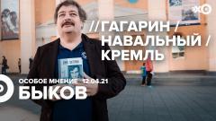 Особое мнение. Дмитрий Быков 12.04.2021