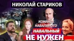 Николай Стариков. Команде Навального Навальный не нужен от 03.04.2021