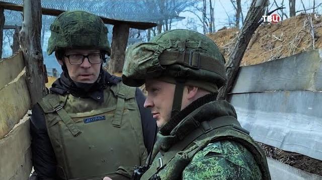 Специальный репортаж «Событий» 19.04.2021. Восьмая весна Донбасса