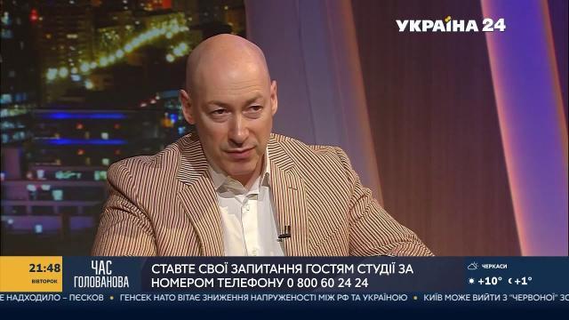 Дмитрий Гордон 28.04.2021. О деолигархизации