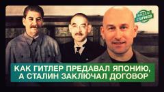 Политическая Россия. Как Гитлер предавал Японию, а Сталин заключал договор. Николай Стариков от 13.04.2021