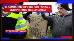 Политическая Россия. В кампанию против Спутника V включились Нидерланды от 25.04.2021