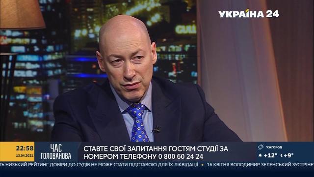 Дмитрий Гордон 15.04.2021. Будет ли война с Россией. Непростая ситуация Путина. Украинские дипломаты