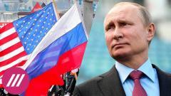 Дождь. Санкции США против России. Успехи и неудачи Путина: опрос россиян. Отставка ульяновского губернатора от 08.04.2021