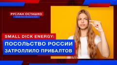"""""""small dick energy"""": Посольство России затроллило прибалтов"""